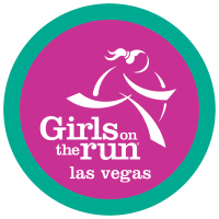 Girls on the Run Las+Vegas Logo